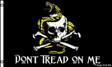 Pirate Don't Tread On Me